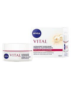 Nivea Vital Aufbauende Tagescreme - 50 ml