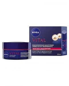 Nivea Vital Regenerierende Nachtcreme - 50 ml