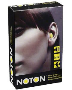 Noton Ear Lärmschutz CLASSIC - 5 Paar