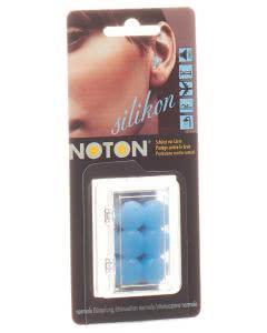 Noton Ear Lärmschutz SILIKON - 3 Paar
