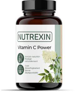 Nutrexin Vitamin C Power Kapseln - 90 Stk