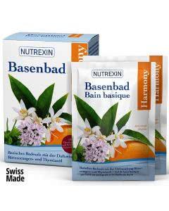 Nutrexin BasenBad Harmony Bitterorange Thymian - 6x60g