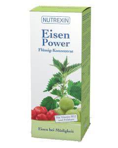 Nutrexin Eisen-Power Flüssig - 500ml
