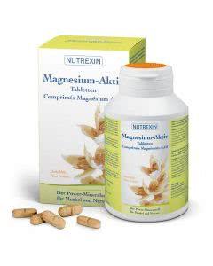 Nutrexin Magnesium-Aktiv Tabletten - 240 Stk.