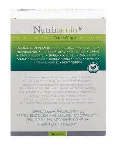 Nutrinamin ComboVegan - 14 Beutel
