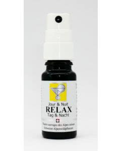 Odinelixir Blütenessenz Relax Spray - 10 ml