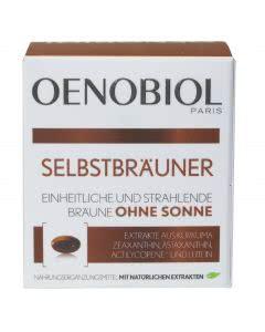 Oenobiol Autobronzant Selbstbräuner - 30 Kaps.