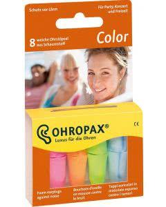 Ohropax Color Lärmschutz - 8 Stk.