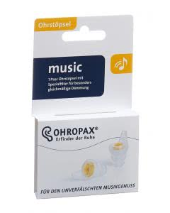 Ohropax Music - 1 Paar