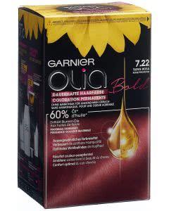 Olia Garnier Haarfarbe Bold 7.22 Deep Rose - 1 Stk.