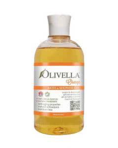 Olivella Dusch und Badegel Orange - 500 ml
