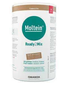 Moltein Ready2Mix Cappuccino - 400g