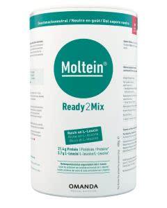 Moltein Ready2Mix Geschmacksneutral - 400 g