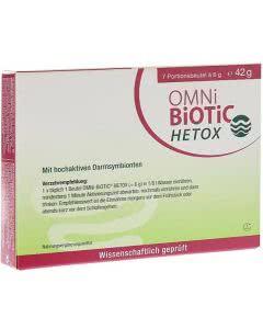 OmniBiotic Hetox Beutel - 7x6g