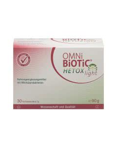 OmniBiotic Hetox light - 30x3g