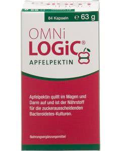 Omni-Logic Apfelpektin Kapseln - 84 Stk
