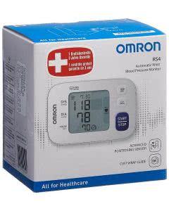 Omron Blutdruckmessgerät Handgelenk RS4 - 1 Stk.