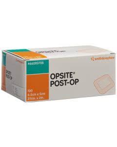 Opsite post OP Folienverband - 100 Stk. à 6.5cm x 5cm