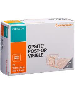 Opsite Post OP Visible Folienverband - 20 Stk. à 8cm x 10cm