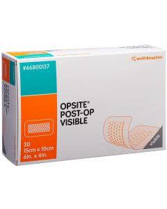 Opsite Post OP Visible Folienverband - 20 Stk. à 15cm x 10cm
