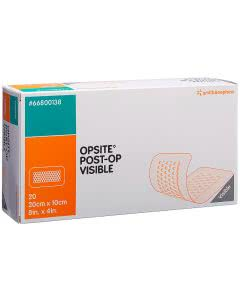 Opsite Post OP Visible Folienverband - 20 Stk. à 20cm x 10cm