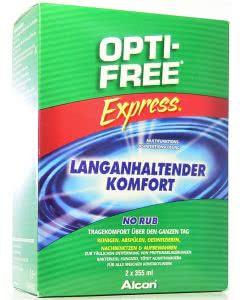 Optifree express no rub - 1 oder 2 x 360ml 25.95/43.90