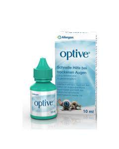 Optive - Allergan - benetzende Augentropfen - 10ml