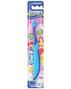 Oral-B Stages 3 Kinderzahnbürste 5-7 Jahre
