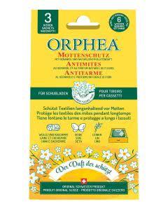 Orphea Mottenkissen mit Blütenduft - 3 Stk.