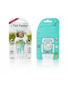 O'Tom Tick Twister Family Zeckenhaken - 3 Stk.