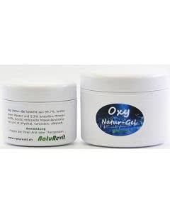 OXY Natur Gel - reines Wasser-Gel - 50/100ml