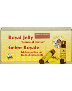 China Natural Gelee Royal - 30 Ampullen - 2200mg - die konzentriertesten!