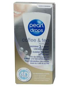 Pearl Drops Coffee and Tea Zahnweissmacher - 50ml