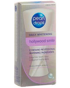Pearl drops Hollywood Smile - Zahnweissmacher - 50ml