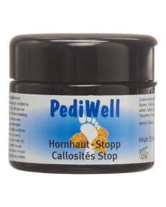 Pediwell Hornhaut-Stopp Creme - Topf 50ml