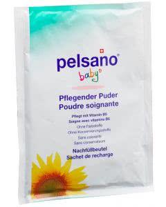 Pelsano pflegender Puder Nachfüllbeutel - 70g
