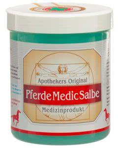 Apothekers Original PferdeMedic Salbe Topf - 600ml