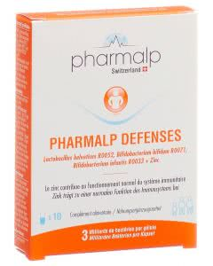 Pharmalp Defenses Immunsystem - 10 Kaps.