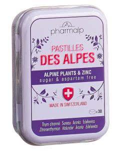 Pharmalp Pastilles des Alpes - 30 Stk.