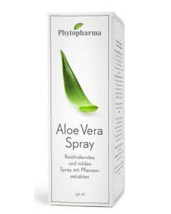 Phytopharma Aloe Vera Spray - 50ml