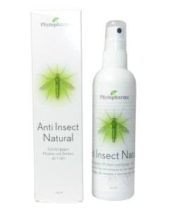 Phytopharma Anti-Insect Spray NATURAL -125ml