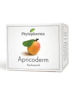 Phytopharma Apricoderm Aprikosenoel Topf - 50ml