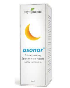 Phytopharma Asonor Schnarcherspray - 30ml