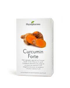 Phytopharma Curcumin Forte - 60 Kaps.