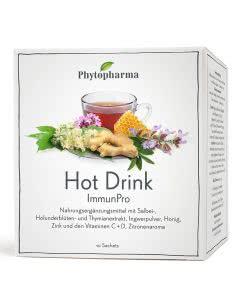 Phytopharma Hot-Drink ImmunPro - 10x15g Btl.