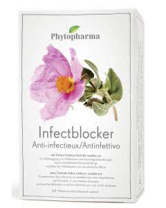 Phytopharma Infectblocker Immun Pro - mit Zystrose
