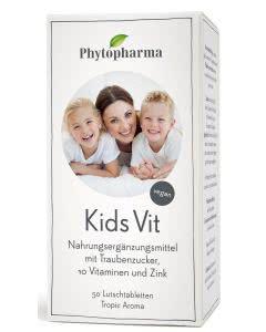Phytopharma KidsVit Lutschtabletten - 50 Stk.