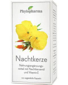 Phytopharma Nachtkerze Kapseln - 110 Stk.