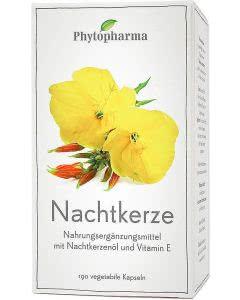 Phytopharma Nachtkerze Kapseln - 190 Stk.