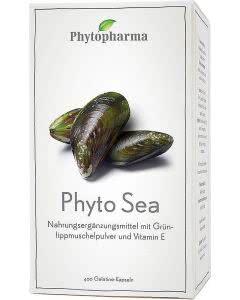 Phytopharma Phyto Sea Kapseln - 400 Stk.